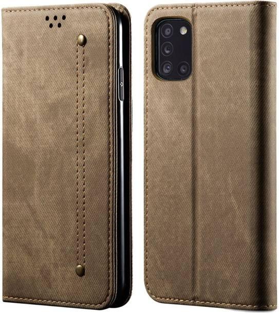 Hoko Flip Cover for Samsung Galaxy A31