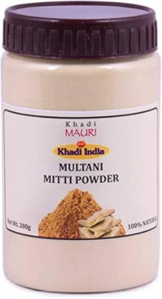 Khadi Mauri Herbal Multani Mitti - 200 g