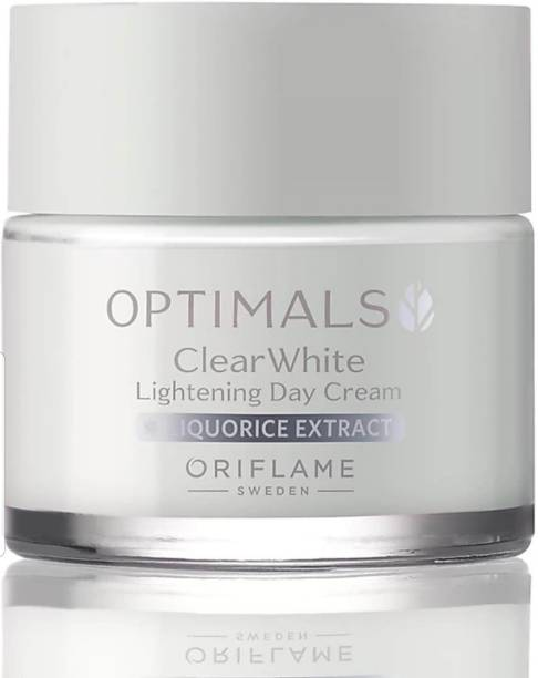 Oriflame Optimals clear white lightning day cream