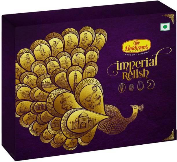 Haldiram's Imperial Relish Almonds, Cashews, Raisins, Pistachios