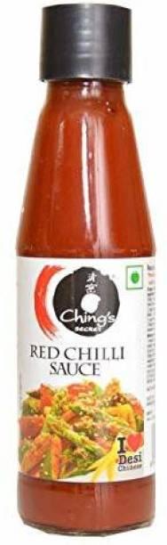 Ching's Secret Danvin Secret Red Chilli Sauces