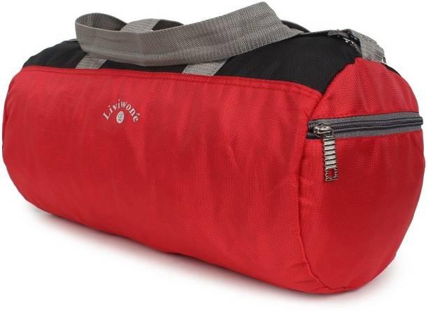 LIVIWONE Unisex Gym Duffel Bag