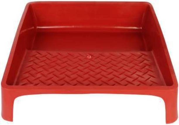 MMD DECORATION MMD Plastic Paint 01Tray For Color & Paint (Size :33cm*33cm*8cm (L*W*H)) Tool Tray Tool Tray