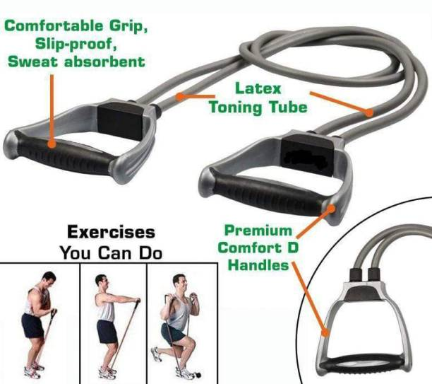 Snapmore Double Toning Resistance Tube Resistance Tube