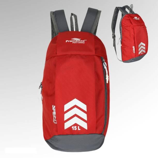 Pramadda Pure Luxury Bullet Gym Backpack All Star 15 Ltr Sports Bag Lightweight Waterproof Stylish bags