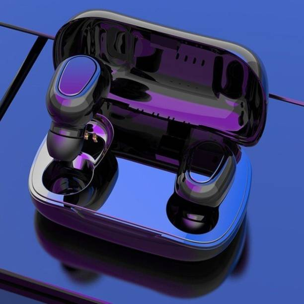 Acromax AAQ-317 L21 BEAT EARPOD for Mobiles WIRELESS BLUETOOTH EARPHONES Bluetooth Headset