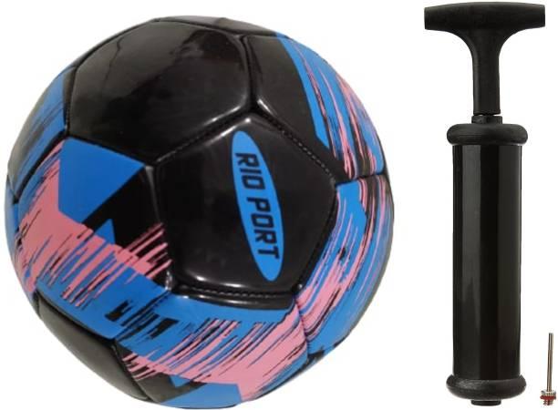 RIO PORT hike football With air pump Football - Size: 5