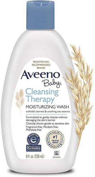 Aveeno moisturizing wash