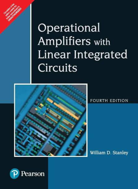 Operational Amplifiers with Linear Integrated Circuits 4th  Edition