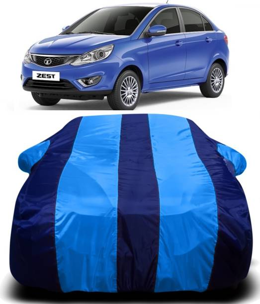 SWARISH Car Cover For Tata Zest (With Mirror Pockets)