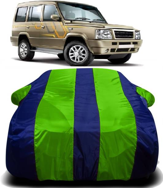 SWARISH Car Cover For Tata Sumo Gold (With Mirror Pockets)
