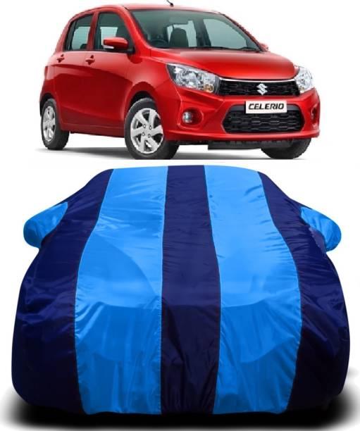 SWARISH Car Cover For Maruti Suzuki Celerio (With Mirror Pockets)