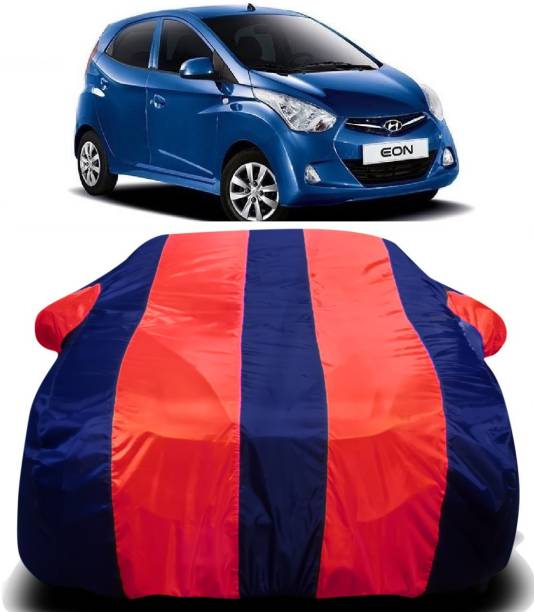 S Shine Max Car Cover For Hyundai Eon (With Mirror Pockets)