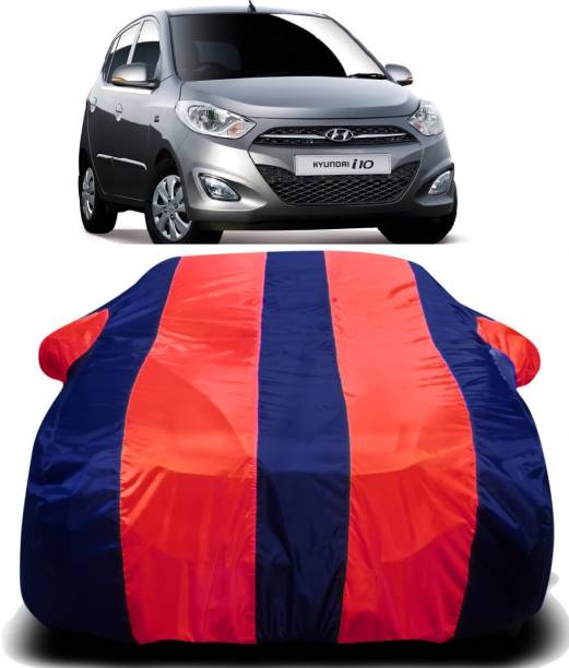 R RAYVIN STAR Car Cover For Hyundai i10 (With Mirror Pockets)