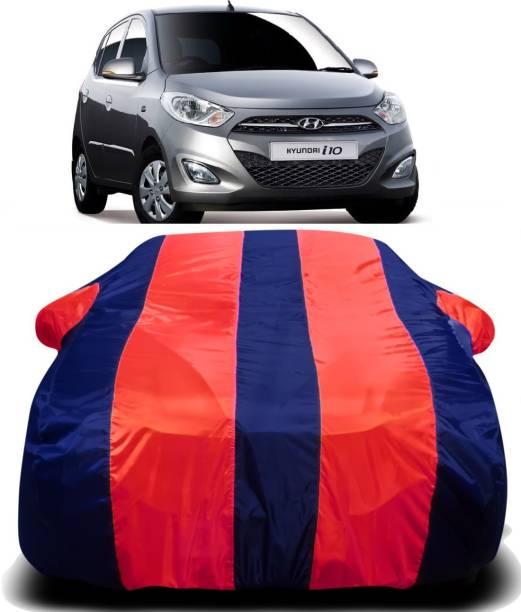 R RAYVIN STAR Car Cover For Hyundai i10 (With Mirror Pockets)