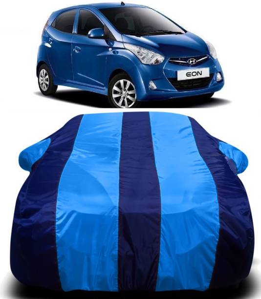 S SHINEMAX Car Cover For Hyundai Eon (With Mirror Pockets)