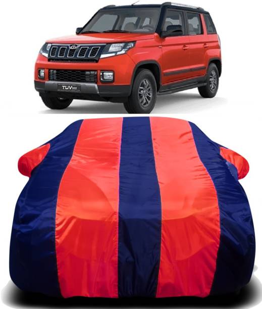SWARISH Car Cover For Mahindra TUV300 (With Mirror Pockets)