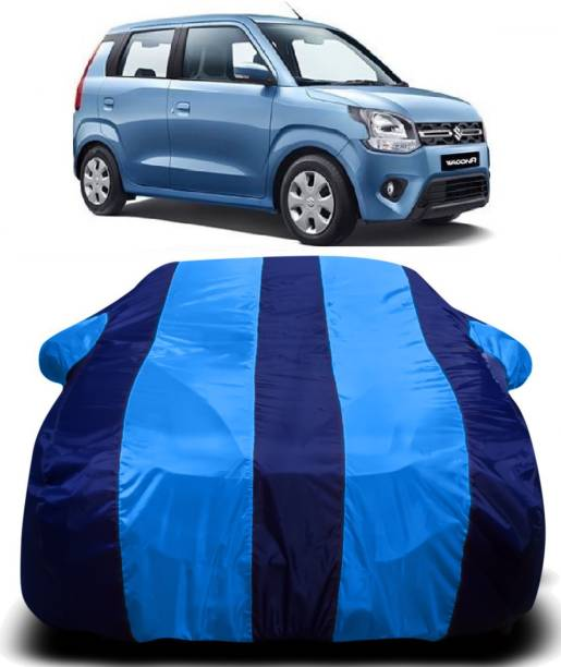 XOCAVO Car Cover For Maruti Suzuki WagonR (With Mirror Pockets)