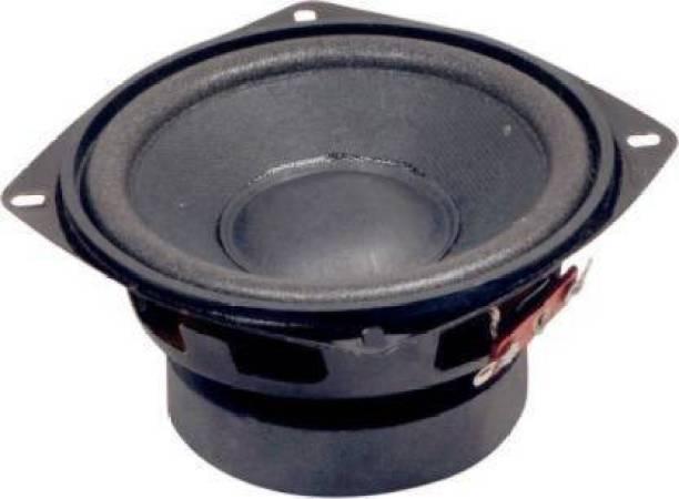 lenctus 5'' inch woofer Audio Speaker 4ohm 50w HI-FI Speaker Sound Bass (Yellow) Subwoofer