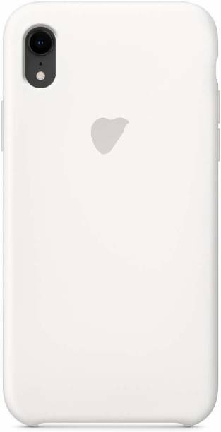 UNQMobi Back Cover for Apple iPhone XR Soft Silicone Slim & Microfiber Lining Back Cover