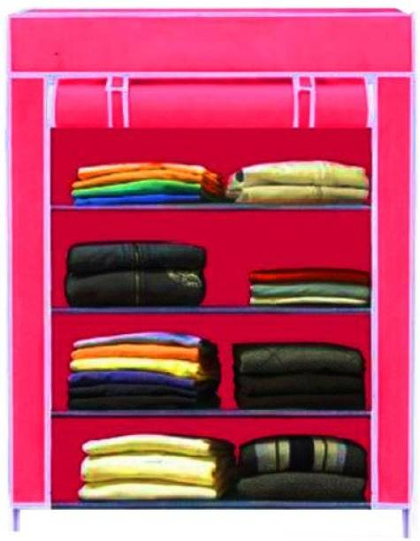 mr extension PP Collapsible Wardrobe