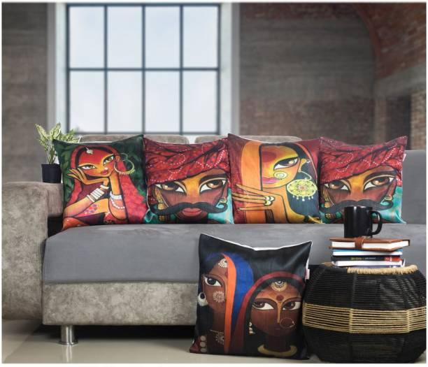 DESIMISSKART Printed Cushions & Pillows Cover