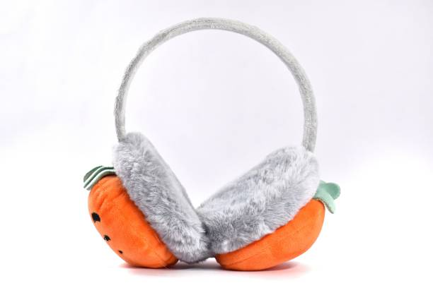 DiVom Latest Style Cute Winter & Outdoor Adjustable Ear Muffs Ear Warmer Fruits Style for Girls and Women Ear Muff
