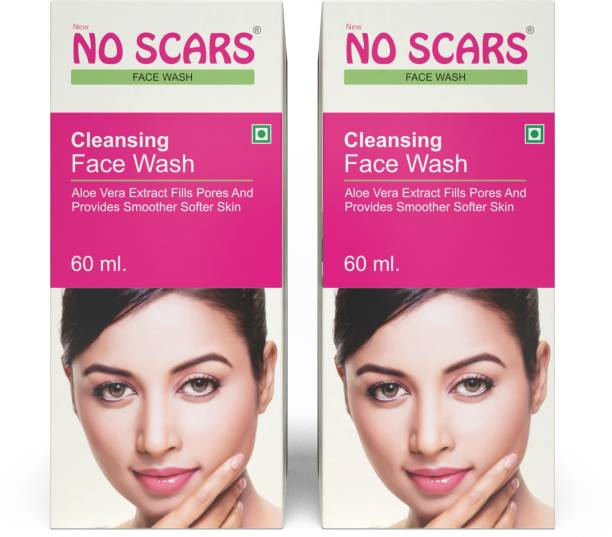 NO SCARS Cleansing Face Wash