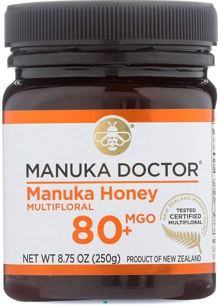Manuka Doctor 24+ Bio Active Manuka Honey, 80+ MGO 8.75 oz