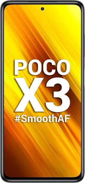 POCO X3 (Shadow Gray, 64 GB)