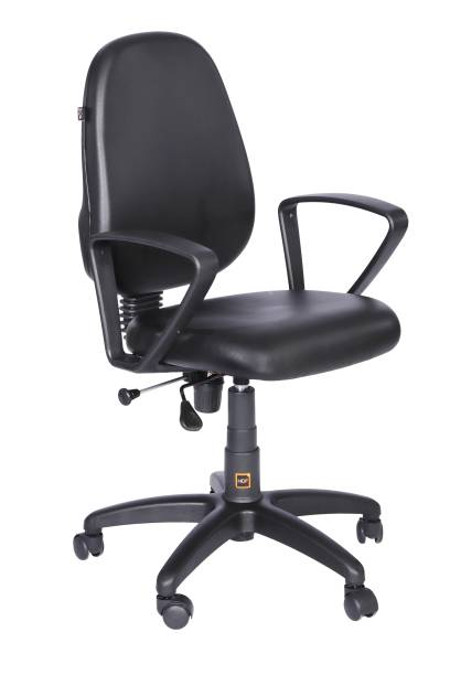 HOF ECO-302 Series Comfortable chair For Office & Home use Leatherette Office Executive Chair