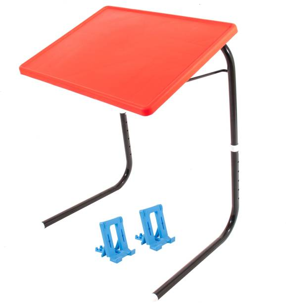 SU KASSA Multi purpose Table Mate-RED Plastic Portable Laptop Table