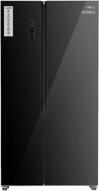 MarQ By Flipkart 563 L Frost Free Side by Side Refrigerator