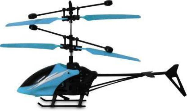 SIDOE Induction Helicopter Aircraft Flashing Light TOY