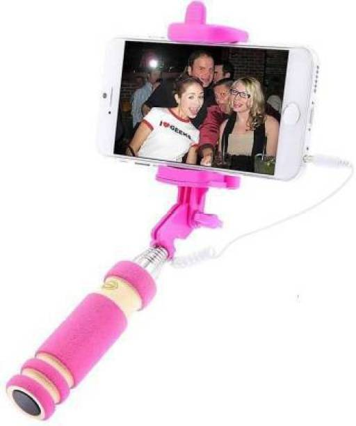 VR WORLD Cable Selfie Stick