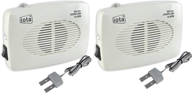iota H1 Water Tank Overflow Alarm (Pack Of 2)(Complete Installation Kit) Wired Sensor Security System