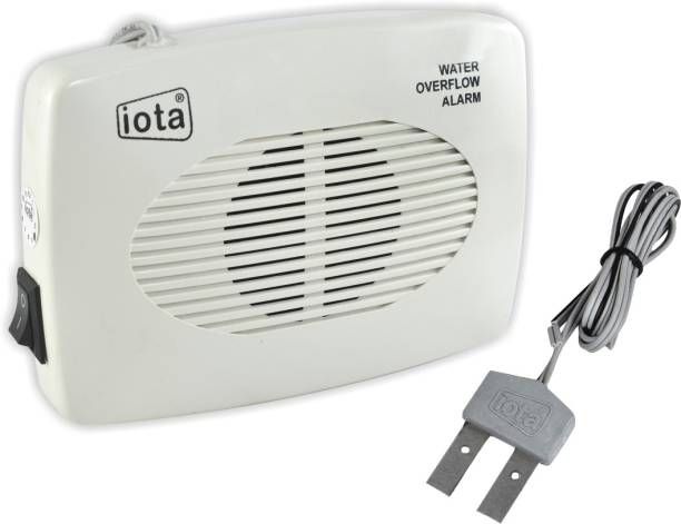 iota H1 Water Tank Overflow Alarm (Pack Of 1)(Standard Size) Wired Sensor Security System