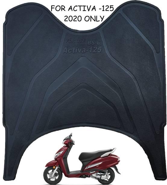KIIRUS ACTIVA 125 BS-6 High Quality scooty mat bike mat footmat Honda Activa 125 Two Wheeler Mat