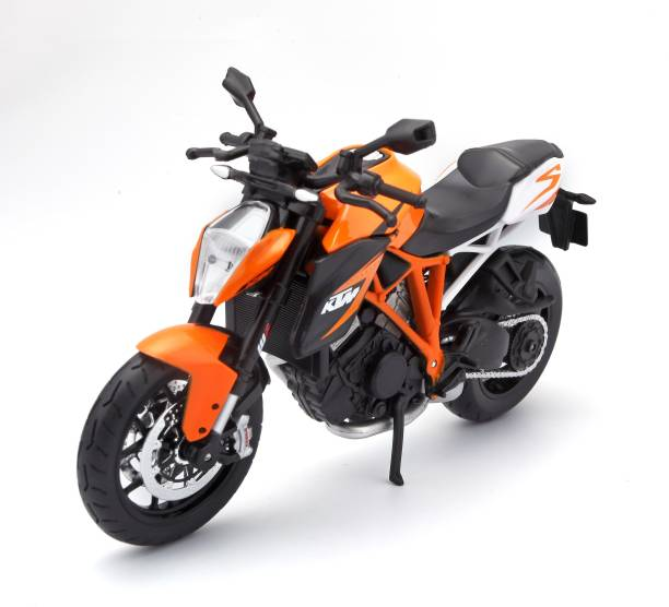 Adventure Force KTM 1290 SUPER DUKE R Scale 1/12 Die cast Replica
