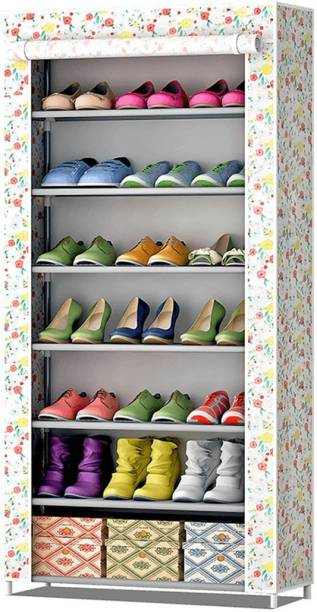 Furn Central Fabric Shoe Stand