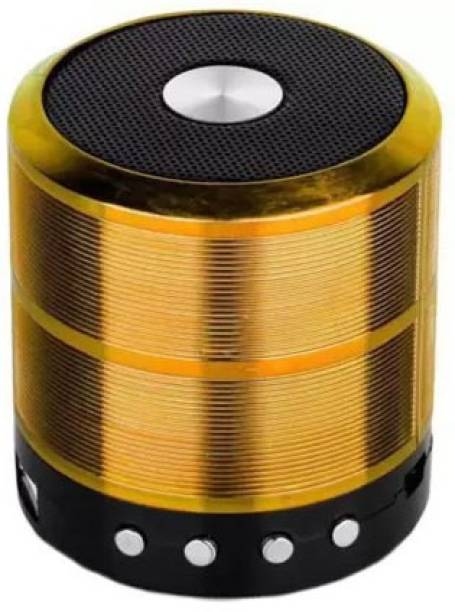 F FERONS Best Buy Bluetooth Speaker Mini Bluetooth Sound Box Wireless portable Bluetooth speaker TF-card supported for home audio player and outdoor activities speaker, picnic tour, use for kitty party Bluetooth Speaker 5 W Bluetooth Gaming Speaker