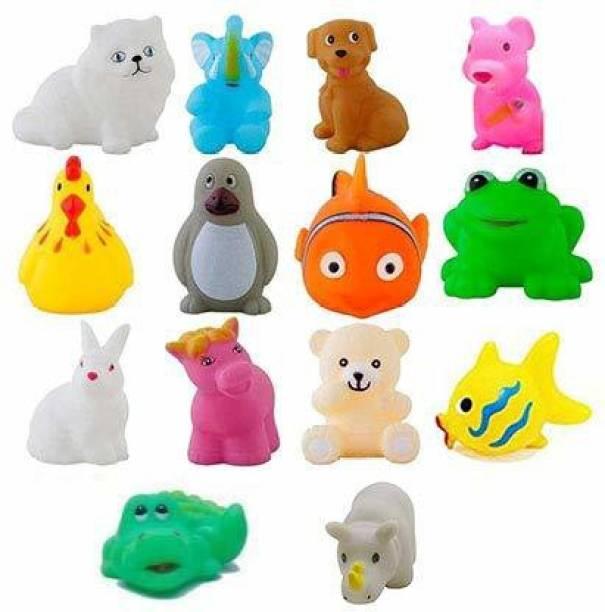 Wishkey Baby Bath Toys-Set Of 14 For Boys Girls Kids Baby Bath Toy
