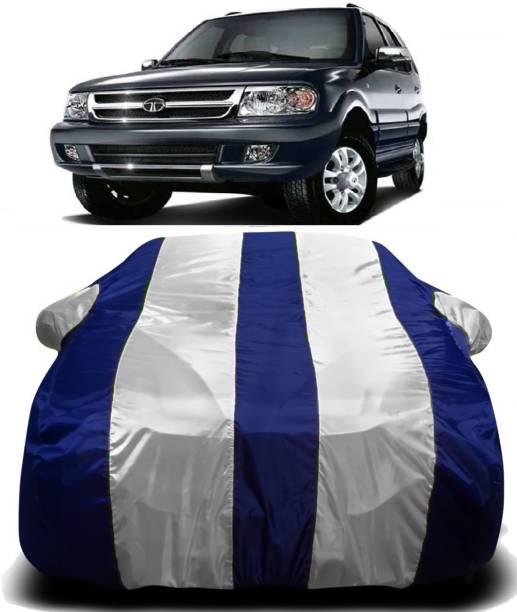 SWARISH Car Cover For Tata Safari Dicor (With Mirror Pockets)