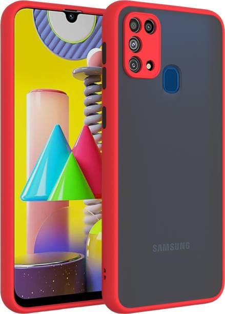 GadgetM Back Cover for Samsung Galaxy F41, Samsung Galaxy M31
