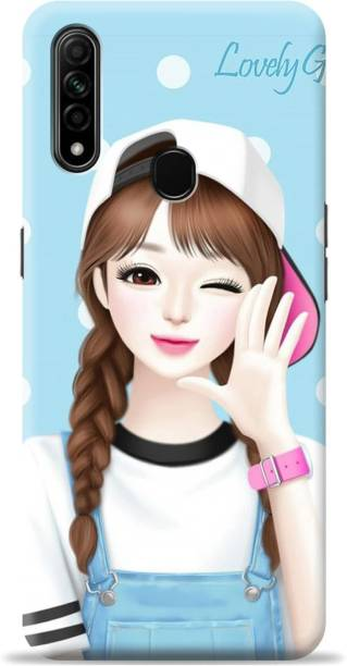 Crafter Back Cover for Oppo A31