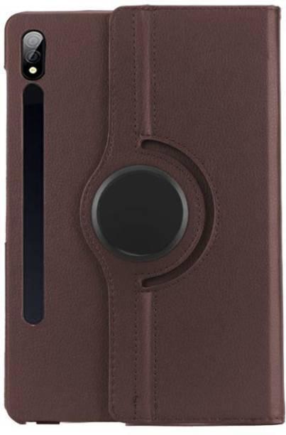 Celzo Flip Cover for Samsung Galaxy Tab S7 Plus 12.4 inch
