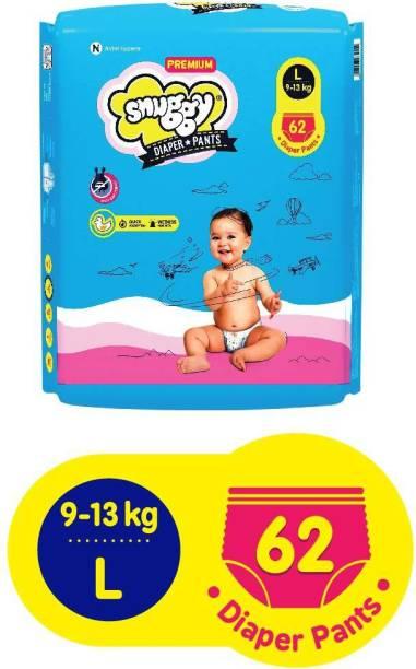 snuggy PREMIUM Baby Diaper Pants Large - L