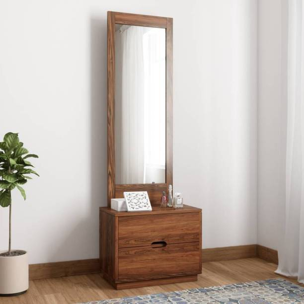 THE ATTIC Solid Wood Dressing Table