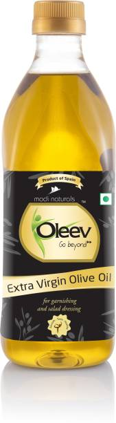 Oleev Extra Virgin Olive Oil Plastic Bottle
