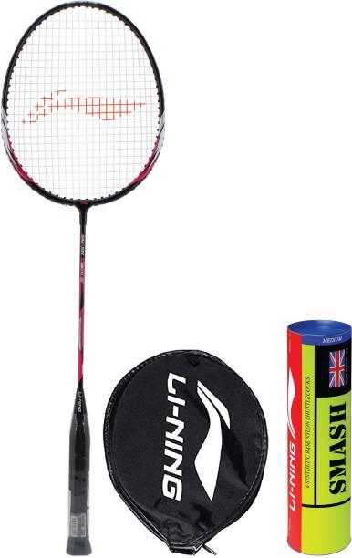 LI-NING XP-60-IV & Smash Medium Shuttle Badminton Kit